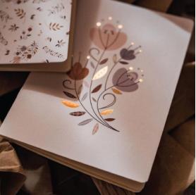 Carnet de Notes - Bouquet...
