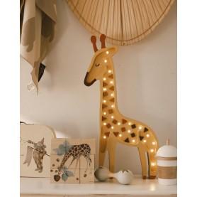Lampe Veilleuse Girafe -...